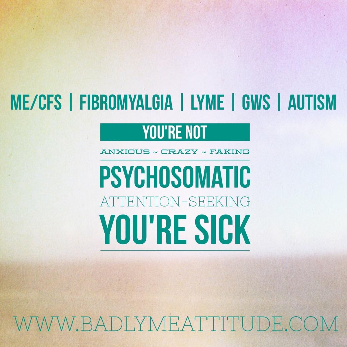 M.E./CFS/Fibromyalgia/Lyme/ Autism/GWS: Post-Sepsis Syndrome